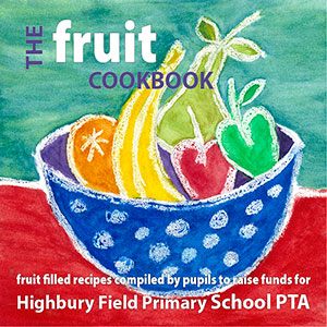 Fundraising School Recipe Book