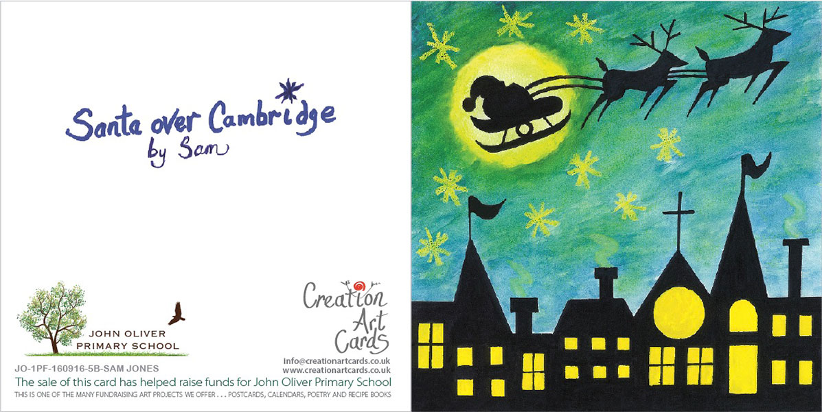 Christmas Card Designs For Schools
